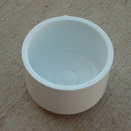 2 Inch PVC Cap